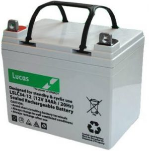 A-Bec-Suntech Std Series VAT FREE 35Ah Batteries
