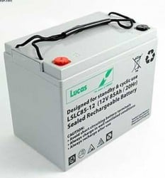 Invacare 3g RangerX RWD Mobility Battery