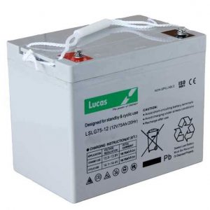 12V 85AH Wheelchair Mobility Batteries-Lucas
