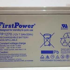 12v 7 Ah Batteries-VAT FREE-FirstPower Mobility Batteries