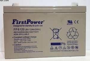 Everest-Jennings 2005 6V 12Ah Wheelchair Battery
