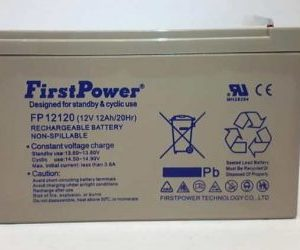 12V 12Ah x 2-FirstPower 2 x Mobility batteries-Scootmart Phoenix 4-VAT Free