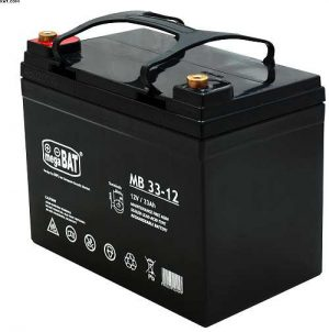 33 Ah 12 volt Mobility Scooter battery
