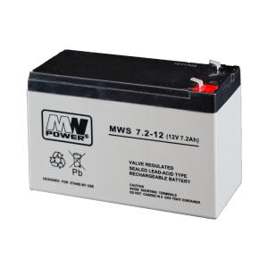 7Ah mobility batteries